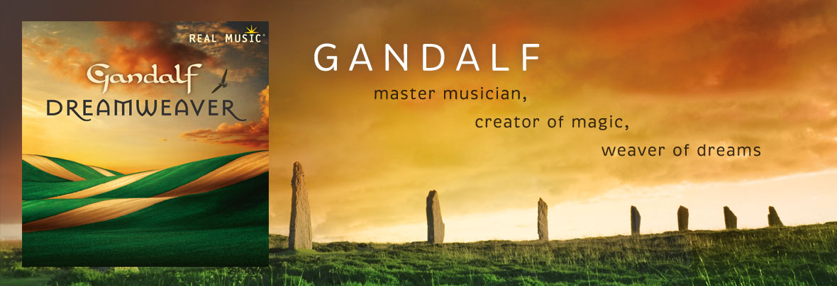 Dreamweaver by Gandalf | New Age Musician