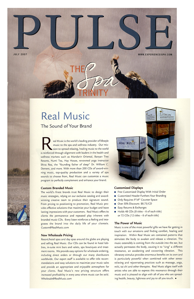 Real Music in the Press