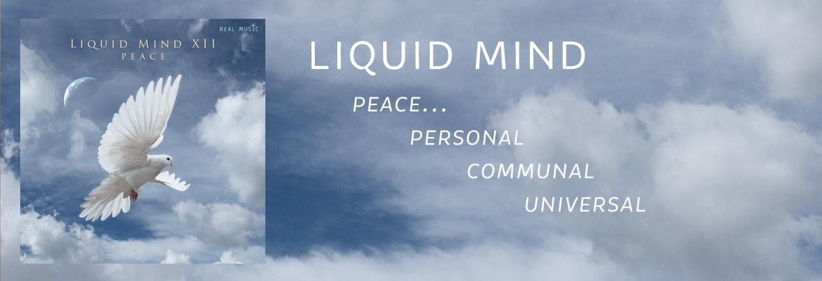 Liquid Mind XII: Peace
