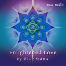 Enlightened Love by new age artist BlueMonk