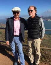 Bernward Koch and Terence Yallop