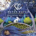 She by Peter Kater featuring Peia Luzzi