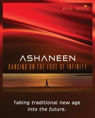 Dancing on the Edge of the Infinity by Ashaneen