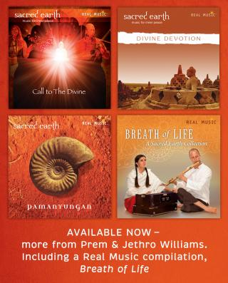 Sacred Earth New Titles