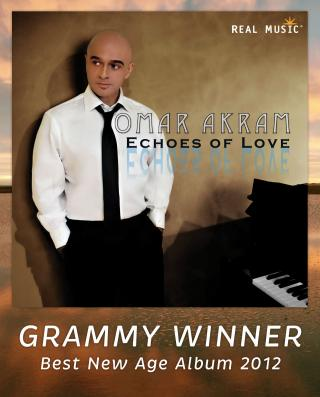 Echoes of Love | Grammy Award Winning Album by Omar Akram